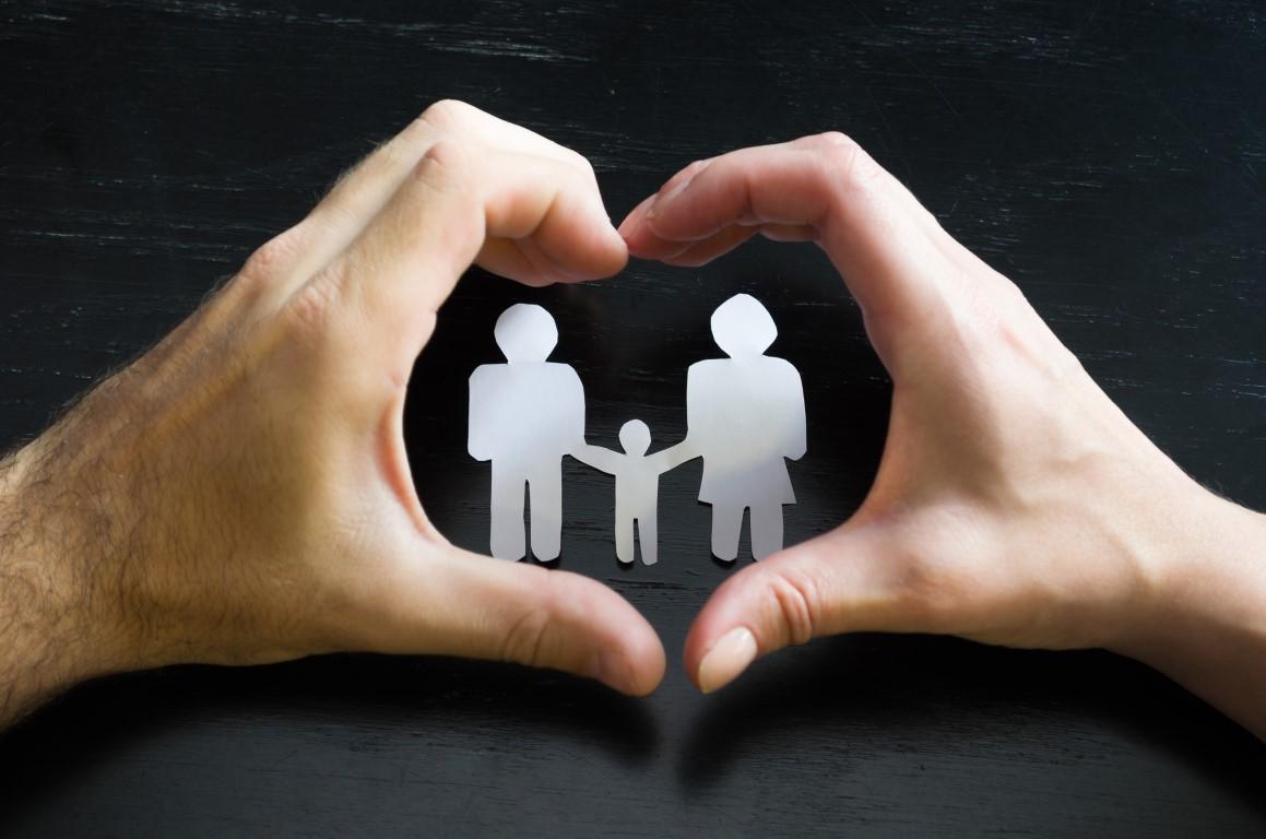הדמיה משפחה